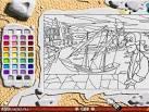 Картинки раскраски робинзон крузо