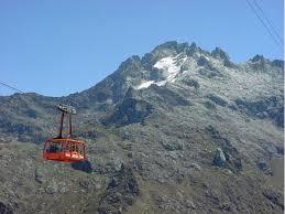 Resultado de imagen de el pico bolivar de merida venezuela