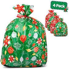 Large Christmas Gift Bags – Set of 4 Xmas Present 36 ... - Amazon.com