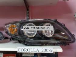 Тюнинг Toyota COROLLA 2008-2010