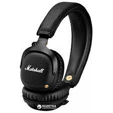 ROZETKA | <b>Наушники Marshall Mid Bluetooth</b> Black (4091742 ...