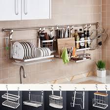 <b>DIY Stainless Steel Kitchen</b> Storage Rack Dish Rack Cutting Boards ...