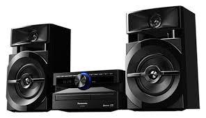 Музыкальный центр <b>Panasonic SC</b>-UX100EE-K — купить по ...