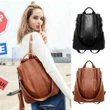 Buy <b>pu leather backpack</b> and get free shipping on AliExpress