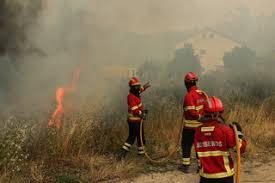 Morreu bombeiro de Castanheira de Pêra que estava gravemente ferido
