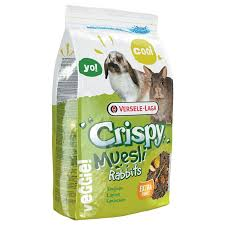 <b>Versele</b>-<b>Laga Crispy Muesli</b> Rabbit Food reviews | zooplus.co.uk