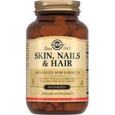 БАД <b>Solgar</b> Vitamin and Herb <b>Hair</b>, skin and nails | Отзывы ...