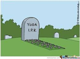 Yoda's Grave by mandatory - Meme Center via Relatably.com