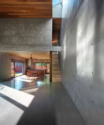 Small Picture Beautiful Natural Interior Design Of The Building Concrete Wall