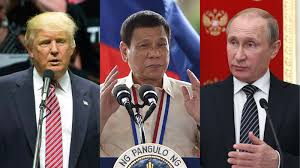 Image result for Trump, Putin and Asia