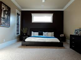 bedroom accent walls to keep boredom away black furniture what color walls