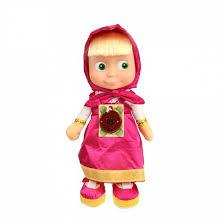 Мягкая <b>игрушка Мульти-Пульти Маша</b> (м/ф Маша и Медведь) 29 ...