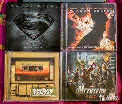 <b>OST</b> Soundtrack <b>Avengers</b> Мстители DC Marvel купить в ...