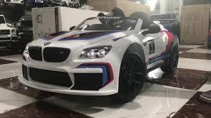 <b>BMW M6 GT3</b> - ПОЛНЫЙ ОБЗОР видео детского <b>электромобиля</b> ...