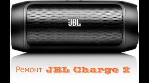 Ремонт колонки JBL Charge 2 - YouTube