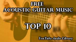 Top 10 Free Acoustic <b>Guitar Music</b> | <b>Creative</b> Commons - YouTube