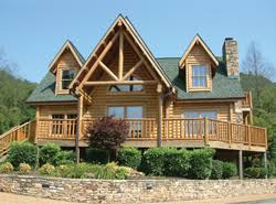 Log Cabin Home Plans   Cabin Plans   House Plans and MoreLog Cabin House Plans