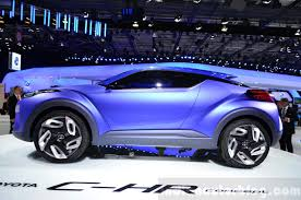 new car launches march 2014New Toyota compact SUV to launch by March 2016  Rendering