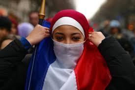 """Photo : """"Une histoire compliquée pour les femmes"""", selon <b>Farida Belkacem</b> (DR <b>...</b> - musulm"""