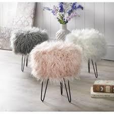 Shop Simple Living Patrice <b>Round Stool</b> - On Sale - Overstock ...