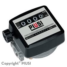 K33 - K44 - Mechanical <b>flow meter</b> - PIUSI