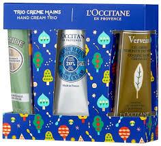 Купить <b>Набор</b> кремов для рук <b>L'Occitane</b> en Provence Трио ...