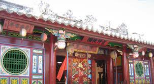 Ngôi nhà mang đậm phong cách , văn hóa  cổ Trung Hoa