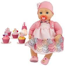 Интерактивная <b>кукла Zapf Creation</b> Baby Annabell Праздничная ...