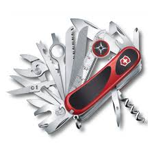 <b>Нож перочинный VICTORINOX EvoGrip</b> S54, 85 мм, 32 функции, с ...