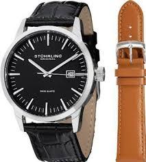 Наручные <b>часы Stuhrling Original</b> Ascot II. Оригиналы. Выгодные ...