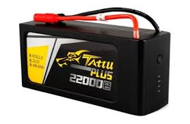 <b>Аккумулятор Gens Ace Tattu</b> Plus Li-Pol 22000 mAh 22.2V 25C ...
