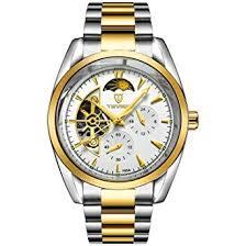 Amazon.com: <b>TEVISE Mens Watch Automatic</b> Wrist Fashion Casual ...