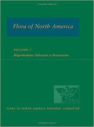 Flora of North America: Volume 7: Magnoliophyta: Salicaceae