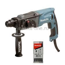 <b>Перфоратор Makita HR2470X15</b>: цена, характеристики