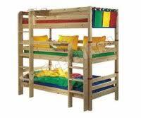 «<b>Трехъярусная кровать</b> из массива №1» — Мебель — купить на ...