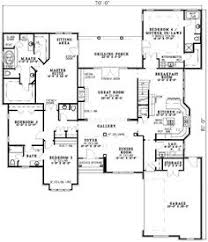 images about Floor Plans on Pinterest   Floor plans  House    House Plans   Mother in Law Suites   Plan W ND  Spacious Design With Mother