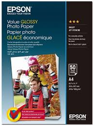 <b>Epson</b> C13S400036 Value <b>Glossy фотобумага</b> A4, 50 листов