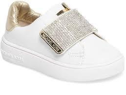 MICHAEL Michael Kors Ivy <b>Candy</b> Sneaker (<b>Walker</b>, Toddler, Little ...