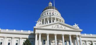 Image result for State of CA Capital picture