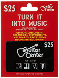 Amazon.com: Guitar Center Gift Card $25: Gift Cards