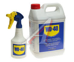 WD405 <b>Смазка универсальная</b> 5л с распылителем <b>WD-40</b> - <b>WD</b> ...