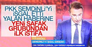 Skandal haber TVNET'te istifa getirdi