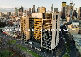 melbourne journal of international law melbourne law school drone2
