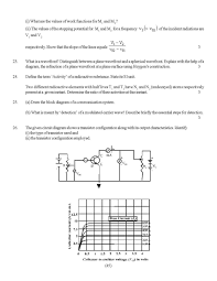 physics problems class th eduvark deduce an expression for equivalent emf of their parallel combination or a cell of emf e and internal resistance r is connected across a variable