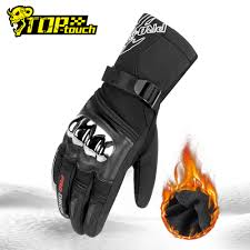 Motorcycle Gloves Motorcoss Motos Gloves Thermal Fleece Lined ...
