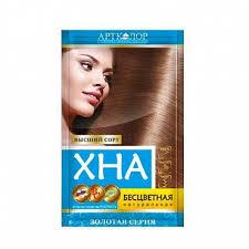 Купить <b>хна</b> для волос АртКолор <b>Бесцветная Натуральная</b> 25 г от ...