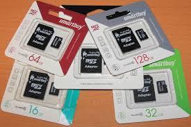 Тест линейки microSD-<b>карт</b> от <b>SmartBuy</b> / HDD, SSD, флешки ...