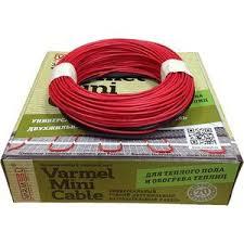 Купить <b>Нагревательный кабель VARMEL Mini</b> Cable 510 ...