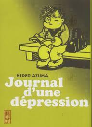 JOURNAL D'UNE DEPRESSION (couverture)