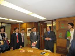 brown university library news on 29 2015 a delegation from beijing foreign studies university ed brown university and the library headed by professor peng long
